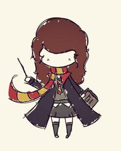 hermione. by agusmp.deviantart.com on @deviantART