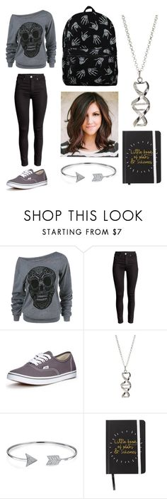 """Untitled #334"" by pheebs9876 ❤ liked on Polyvore featuring Vans, Frankie & Stein and Bling Jewelry"