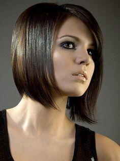 Love love love this hair cut / style