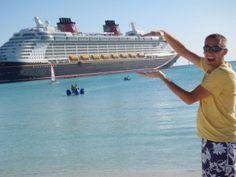 Caption this Photo of the Disney Dream