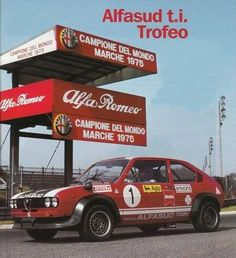 Trofeo Alfasud