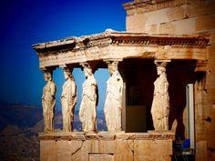 Bei den Griechen - ITCHY FEET Den, Mount Rushmore, Mountains, Nature, Travel, Europe, Travel Report, Greece, Viajes
