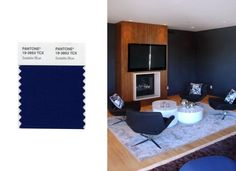 Pantone 19-3953  Sodalite Blue