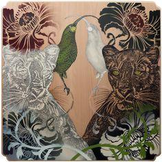 huia New Zealand Art, Nz Art, Stencil Art, Stencils, Maori Art, Street Artists, Bird Art, Asian Art, Printmaking