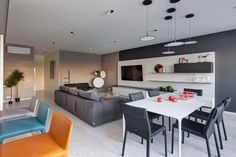 Apartment in Minsk by I-project (4)