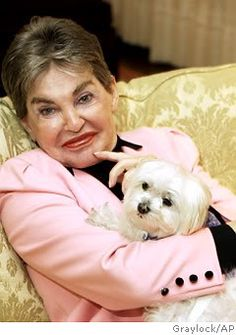 Leona Helmsley Dog Maltese cutties