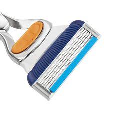 5 capas Sharp Cuchillas Cabeza de reemplazo de afeitadora para Gillette Serie 5