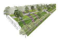 Buro Sant en Co - Roofpark Vierhavenstrip