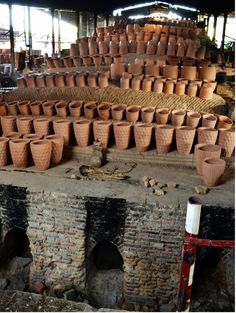 Vietnam pottery factory