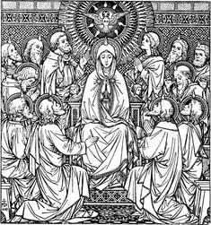 117 Best Catholic Line Art images in 2019 | Catholic, Catholic art