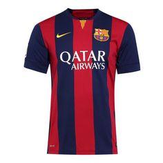 A Camisa Nike Barcelona Home s nº Marinho e Vinho apresenta a tradição culé  para o torcedor vibrar em mais uma temporada vitoriosa. O manto azul-grená  ainda ... 26eb36481b1bf