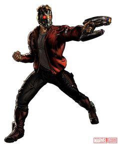 Marvel: Avengers Alliance - Star-Lord