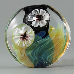 Ikuyo Handmade Lampwork Focal Bead SRA | eBay