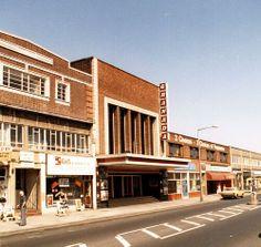 Cannon Cinema, Bexleyheath. 1980s