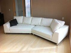 Max 6029 Leather Sofa