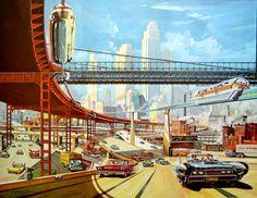 el futuro del mundo en 1960...