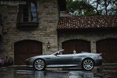 2014 Aston Martin DB9, via Flickr.