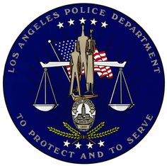 LAPD Lapd Badge, Blue Law, Shipping Containers For Sale, Los Angeles Police Department, Family Roots, Badge Design, Boys Playing, Round Stickers, Law Enforcement
