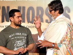 Megastar Amitabh Bachchan is in all praises for his 'Thugs Of Hindostan' co-star Aamir Khan. Read the story to know more about it.