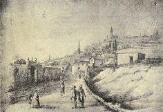 ZANTE - olld gravure c. 1845 Edward Lear, Greece, Abstract, Artwork, Greece Country, Summary, Work Of Art, Auguste Rodin Artwork, Artworks