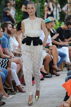Fotos de Pasarela | DelPozo Primavera Verano 2013 Mercedes-Benz Fashion Week Madrid | 5 de 38 | Vogue