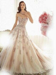 {Yasmen Katrina Events Blog} {Bridal Collections} Sophia Tolli Spring 2015