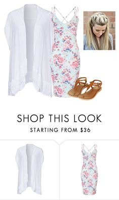 """When I met you in summer ❤️"" by whoiskkathyy on Polyvore featuring Tt Collection and Phax"