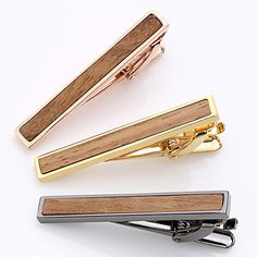 2017 New High quality Tie Bar Wood For Men's Tie clips High-grade hedgehog sandalwood Mens Business Wedding Tie Clip&Cuff links Man Page, Suit Up, Dapper Men, Wedding Ties, Groomsman Gifts, Mens Suits, Tie Clips, Jewelry Sets, Bff