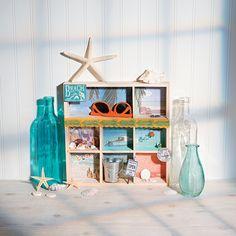 Beach Shadow Box - OrientalTrading.com
