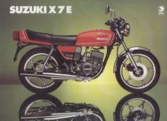 Suzuki T 7 or x7 - Google Search