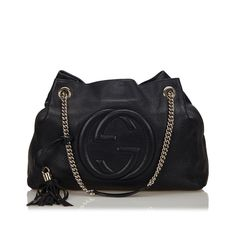 Gucci - Soho Leather Chain Shoulder Bag. Catawiki 657d7f3957b