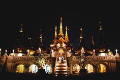 Chiang Mai Wedding Thailand @ The Dhara Dhevi: Serena & Adam - wedding photographer thailand