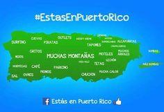 PR state of mind! Krispy Kreme, Puerto Rico, Tree Camping, Enchanted Island, Beautiful Islands, Favorite Quotes, Lol, Humor, Learning
