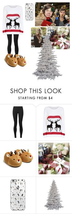 """trying to wrap presents with harry and liam"" by kayskygre ❤ liked on Polyvore featuring The Row, Mela Loves London, Forever 21, Warehouse and Ballard Designs"