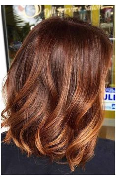 cinnamon red hair color
