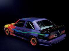 Ken Done. 1989 BMW M3.