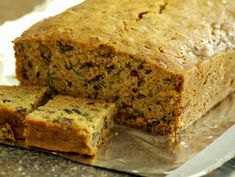 Zucchini Bread Fragrance Oil: Classic sweet bread and spices of cinnamon, sugar and nutmeg are blended with garden fresh zucchini to craft this yummy homemade treat. Gluten Free Zucchini Bread, Zucchini Bread Recipes, Zucchini Cake, Easy Bread Recipes, Quick Bread, Cooking Recipes, Zucchini Cheese, Cheese Bread, Epicure Recipes