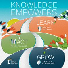 April is National Autism Awareness Month, and Little Friends is rallying our community to learn through education, act with an evaluation and grow to an understanding. To take your journey, visit knowledgeempowers.net. #KnowledgeEmpowers #FulfillingLives