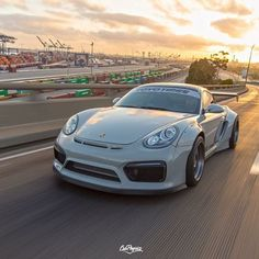 Great rolling shot by Owner . Porsche Boxster, Porsche 911, Rocket Bunny Kit, Custom Porsche, Cayman S, Future Car, Fast Cars, Cars Motorcycles, Classic Cars