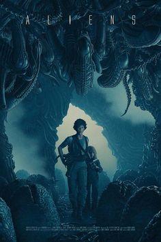 Aliens (1986) by Rory Kurtz [640x960]