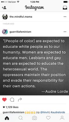 Audre Lorde is my hero