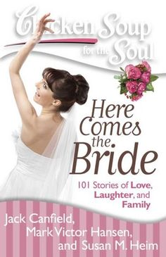 Chicken Soup for the Soul: Here Comes the Bride: 101 Stories of Love, Laughter, and Family -- Review and Giveaway here: http://www.inspiredbysavannah.com/2012/06/mommys-summer-reading-list-chicken-soup.html  Ends 7/7 (3 Winners)