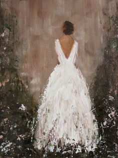Figurative Painting Etsy - This is beautiful.