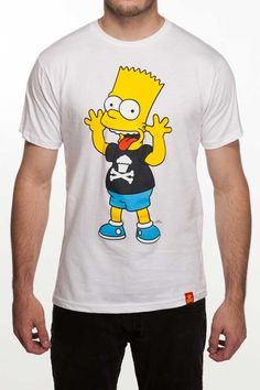 johnny cupcakes the simpsons