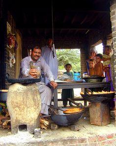 Village Life, Pakistan