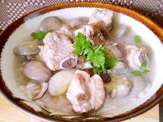 皇帝豆排骨粥食譜、作法 | 花媽甜心派的多多開伙食譜分享
