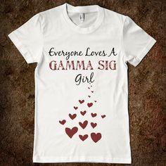 Gamma Sigma Sigma http://www.greekt-shirtsthatrock.com/