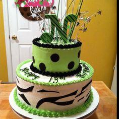13th Birthday Birthday Cakes For Teens, 13th Birthday Parties, 17th Birthday, Birthday Bash, Birthday Stuff, Birthday Ideas, Teen Cakes, Pan Dulce, Dessert Recipes
