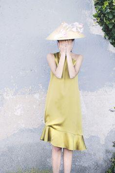 Entre la mujer y la novia.Inuñez Fashion Design