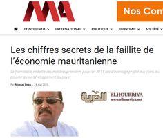 موند أفريك: الأرقام السرية التي تكشف الفشل الاقتصادي للنظام الموريتاني | الحرية نت